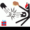 Stick Figure Smash (Christmas Edition)