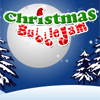 Christmas BubbleJam Greeting-Card Game