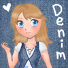 Denim Fashion Dress Up