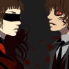 Vampire Couple Halloween Dress Up Game