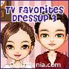 TV Favorites Dressup 3 - One Tree