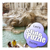 Leo's Slide Puzzle Series - Trevi fountain