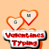 Valentines Typing