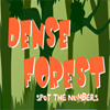 Dense Forest - Spot the Numbers
