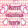 Secret Valentines Hearts
