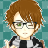 Shoujo manga avatar creator:Male