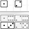 Klondike Domino Solitaire