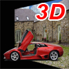 3D Real Puzzle Supercar