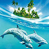 Three dolphins puzzle