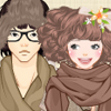 Mori couple dress up game