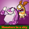 Monsters in a city