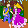 Saving The Fairyland Coloring