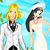Bloom Wedding dressup