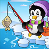 Fishing Penguin Jigsaw