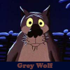 Grey Wolf. Find objects