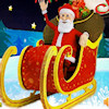 3D Santa Racing
