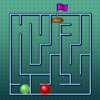 A Maze Race
