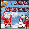 Santa Snowball
