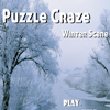 Puzzle Craze - Winter Scene