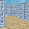 Virtual Large Maze - Set 1000