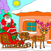 Christmas Tale 2 - Rossy Coloring Games