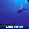 Dark depths. Find objects