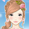 Romantic make over game