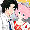 Anime lovers dress up game