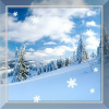 Winter fields. Hidden objects