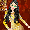 Sparkle and Shine Dress Up	PlayGames4Girls