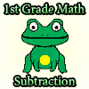 1st Grade Math Subtraction