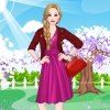 Springtime Fashionista Dress Up