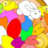 Easter Cake - Rossy Coloring Games