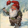 Merry dwarfs. Hidden objects